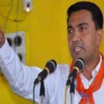 గోవా:కొత్త సీఎంగా ప్రమోద్ సావంత్!